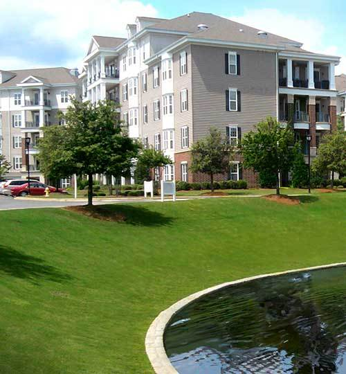 Image: Retirement Community Pressure Washing Services by Priority Exterior Cleaning, LLC.