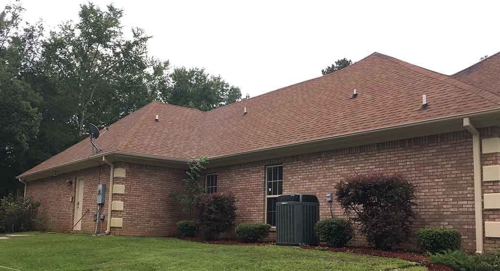 Image: Roof Cleaning Example 1 by Priority Exterior Cleaning, LLC.