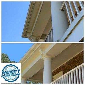 Find out why your neighbors are calling Priority Exterior Cleaning LLC, Jackson, Mississippi's Top Rated House Wash Copmany, for their residential pressure washing needs. Call our Jackson, MS power washing experts to make your home a priority today!