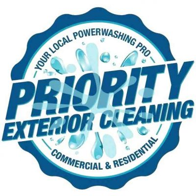 Priority Exterior Cleaning, LLC Content Sections Logo